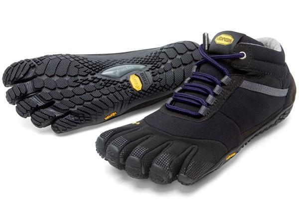 Trek Ascent Insulated Femme Vibram FiveFingers 15W5303 noir / violet