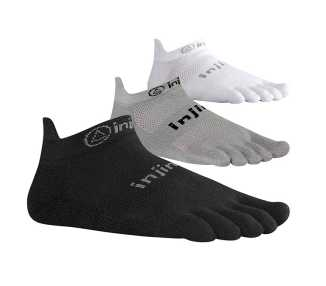 Chaussettes INJINJI - RUN Lightweight No-show