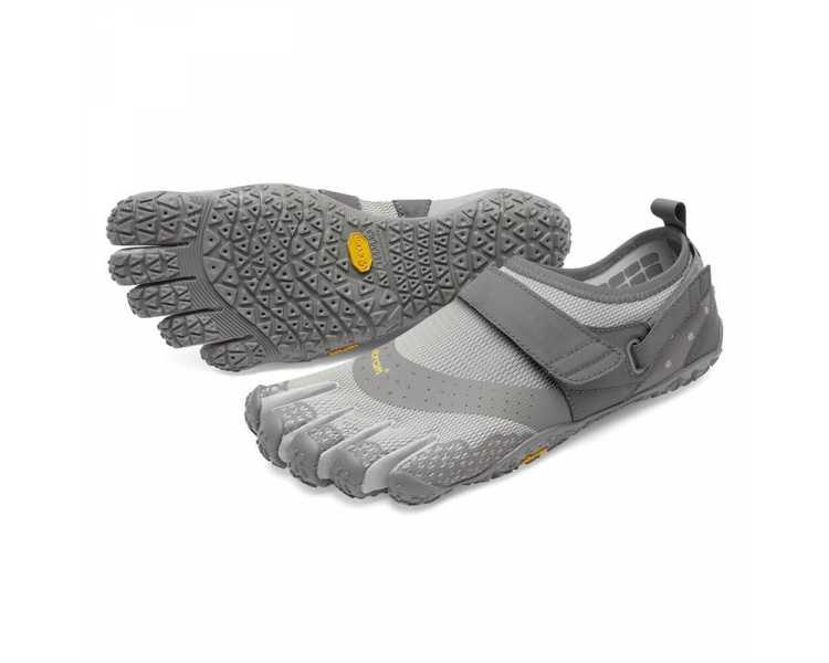V-aqua gris pour Homme Vibram FiveFingers 18M7303
