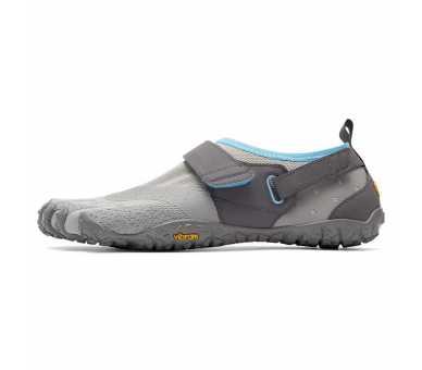 V-Aqua Femme Vibram FiveFingers grise 18W7303 chaussure minimaliste pour l'eau - aquatique