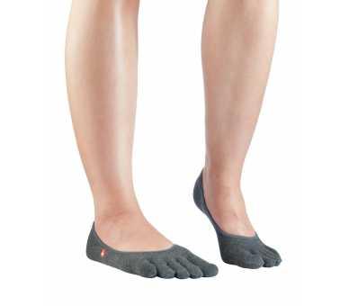 Socquettes sport invisibles Track & Trail Zero KNITIDO en Coolmax