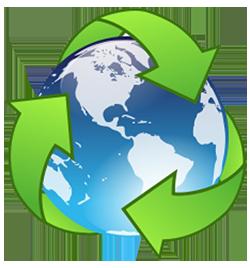 Logo du recyglage