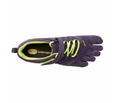 Vibram FiveFingers V-Train Femme 17W6606 violet jaune