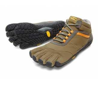 Vibram FiveFingers Trek Ascent Insulated Homme marron 15M5301