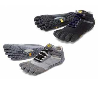 Trek Ascent Insulated Vibram FiveFingers - Chaussures minimalistes à doigts chaudes