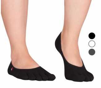 Socquettes sport Coolmax invisible à cinq doigts KNITIDO