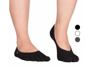 Socquettes sport invisibles Track & Trail Zero KNITIDO pour FiveFingers