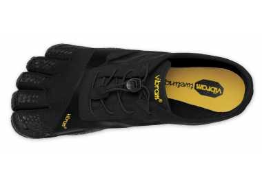 Vibram FiveFingers KSO EVO noir 14W0701 - chaussures minimalistes femme