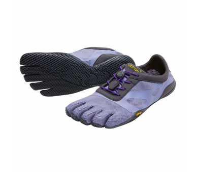 Vibram FiveFingers KSO EVO lavande 17W0702 - chaussures minimalistes femme