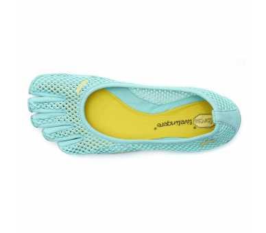 Ballerine Vibram FiveFingers VI-B Femme Turquoise - chaussures minimalistes à 5 doigts
