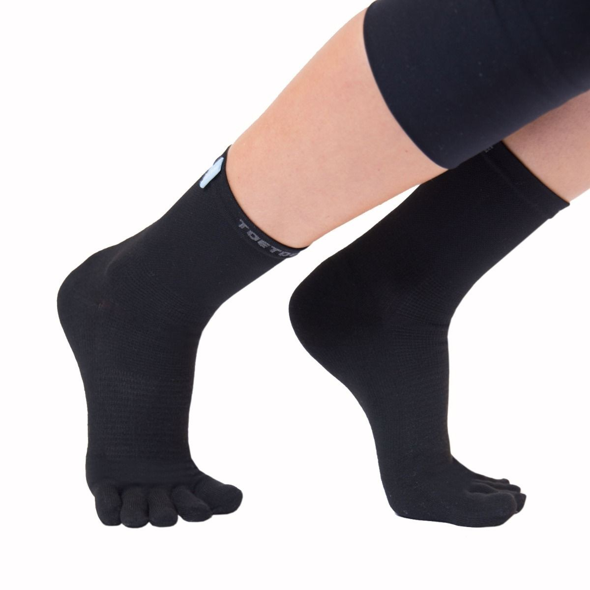 Chaussettes Outdoor à 5 doigts (Coolmax)