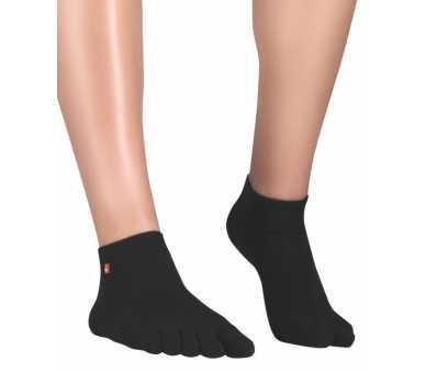 Socquettes fines Coolmax à cinq doigts Track & Trail KNITIDO