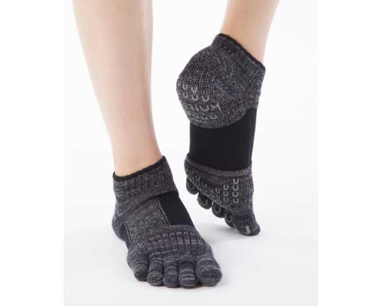 Umi chaussettes antidérapantes avec compression de l'arche Knitido