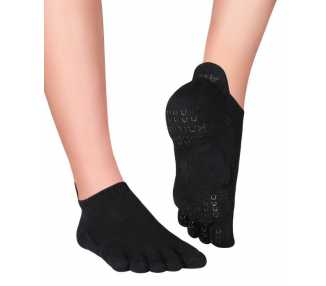Sora chaussettes antidérapantes Pilates Knitido