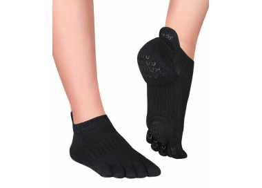 Yama chaussettes antidérapantes avec support de l'arche Knitido