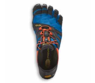 FiveFingers V-Trail 2.0 Homme bleu 19M7603 Vibram