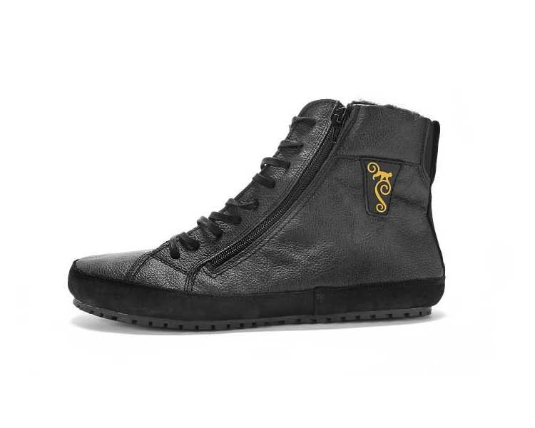 Alaskan 2.0 noir Magical Shoes chaussures minimalistes hiver