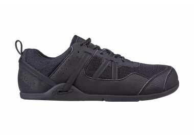 Chaussure minimaliste Prio de Xero Shoes vu de côté (extérieur)