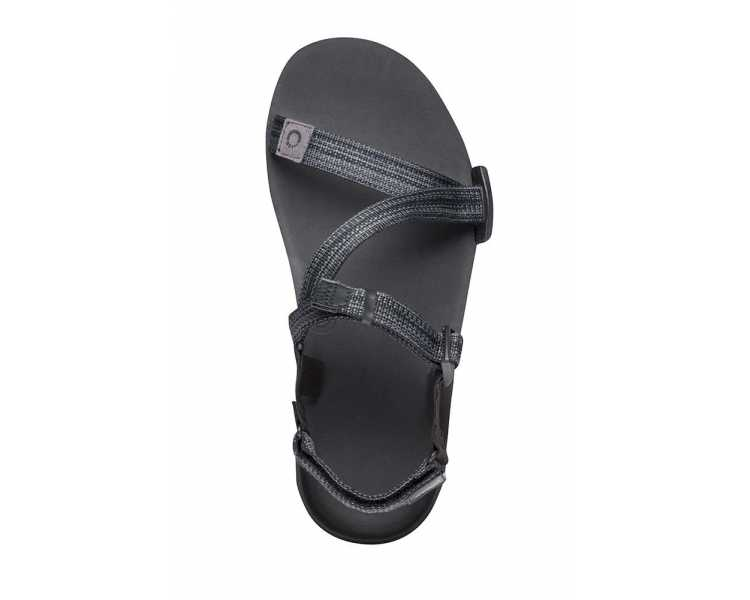 Sandale minimaliste Z-Trail Xero Shoes homme noir