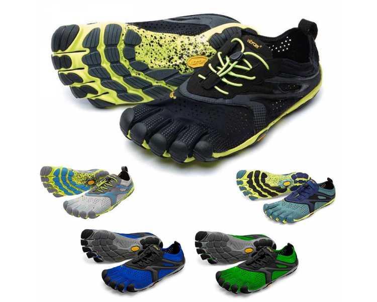 Vibram FiveFingers V-Run homme pour la course à pied sur bitume et surfaces planes