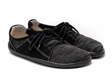 Chaussure minimaliste Ace noire de Be Lenka printemps / automne