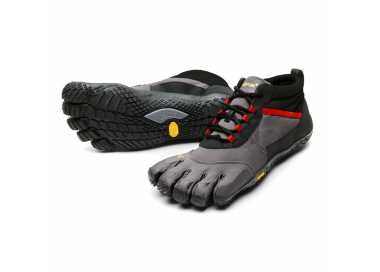 Vibram FiveFingers V-Trek Insulated Homme gris 20M7802 chaussure minimaliste hiver