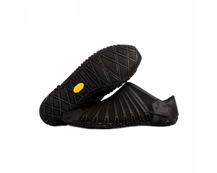 Chaussures Furoshiki basse noires pour homme