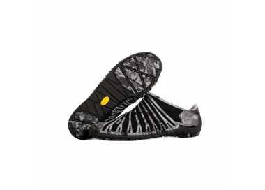 Chaussures enveloppantes Furoshiki EVO noires pour femme