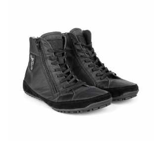 Alaskan X noir Magical Shoes chaussures minimalistes hiver