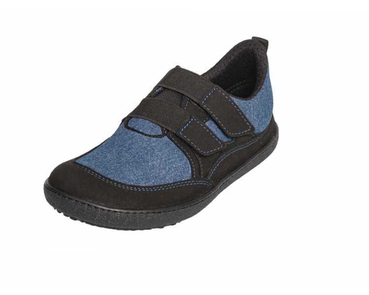 Chaussures minimalistes enfant Puck 2 bleu