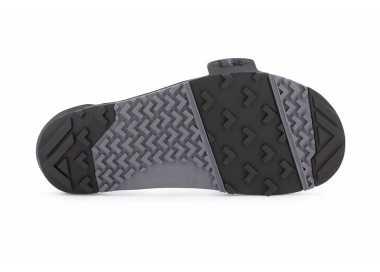 Semelle des sandales Z-Trail Xero Shoes homme noir vu de dessous