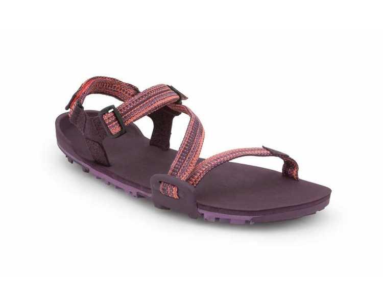 Sandale minimaliste Z-Trail Xero Shoes femme magenta