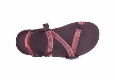 Semelle des sandales Z-Trail Xero Shoes femme magenta vu de dessus