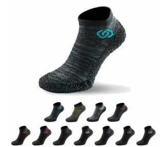 Skinners moitié chaussure moitié chaussette - Chaussures de poche pour toutes vos aventures. Minimaliste. Anti-odeur. Durable.