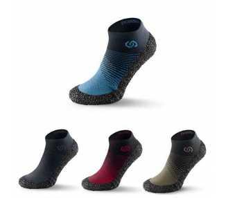 Skinners 2.0 entre chaussure et chaussette - Encore mieux que la première version avec une semelle intérieure amovible