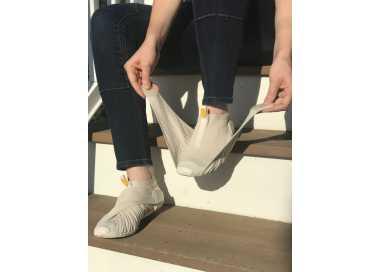 Photo d'une paire de chaussures Furoshiki Knit High Femme