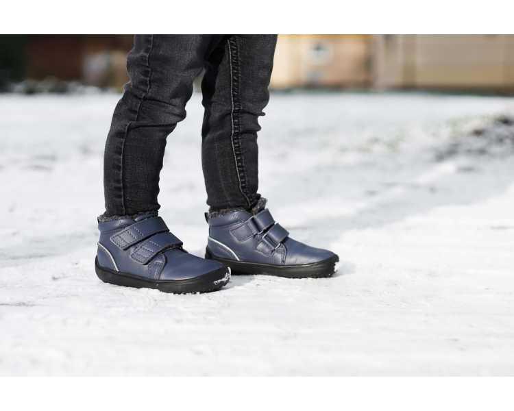 Be Lenka Kids barefoot - Penguin - charcoal