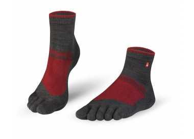 Chaussettes à 5 doigts pour la randonnée KNITIDO