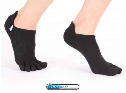 Socquette sport à doigts (Coolmax)