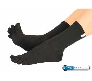 Chaussette sport à doigts (Coolmax)