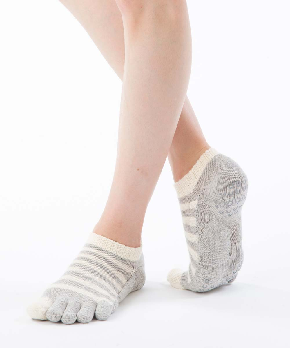 Les chaussettes Knitido antidérapantes pour le yoga, le pilates et l'entrainement