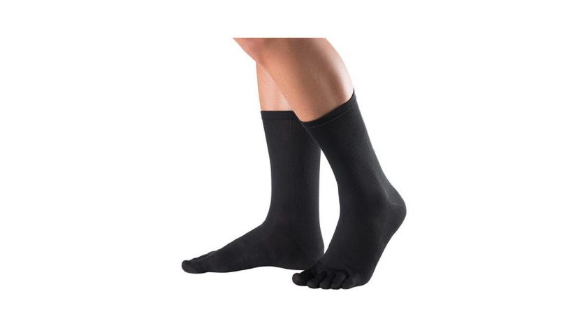 Chaussettes doigts Foot Silver-Protect KNITIDO