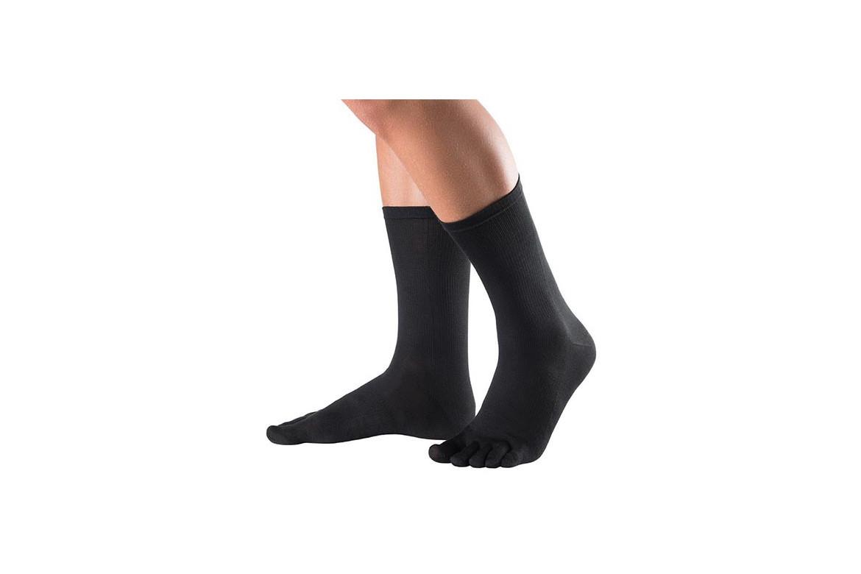 Protégez vos pieds avec les chaussettes à orteil Dr. Foot Silver-Protect KNITIDO