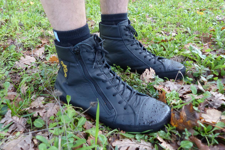 Test des Alaskan 2.0 : des chaussures chaudes et imperméables ?!