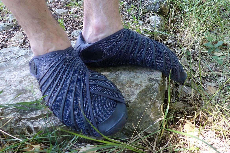 Test des chaussures Vibram Furoshiki Originals 2018