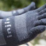 Chaussettes à 5 doigts Injinji
