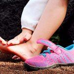Chaussure minimaliste Luosma pour enfants