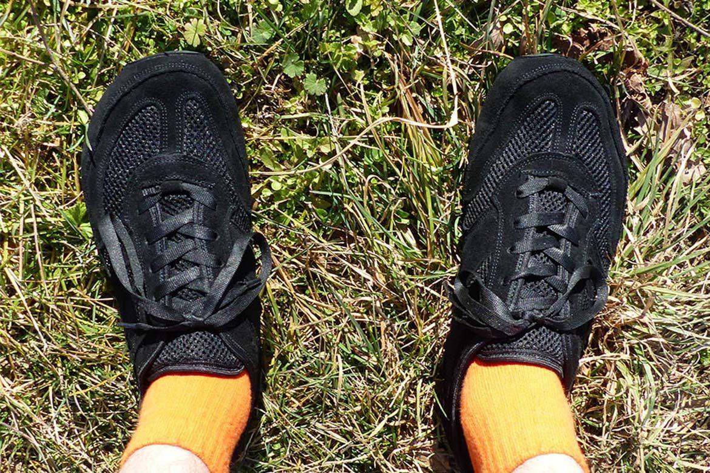 Les MS Receptor Explorer, des chaussures de sport très minimalistes