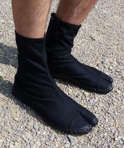 Chaussures japonaise (jika-tabi) Saibu