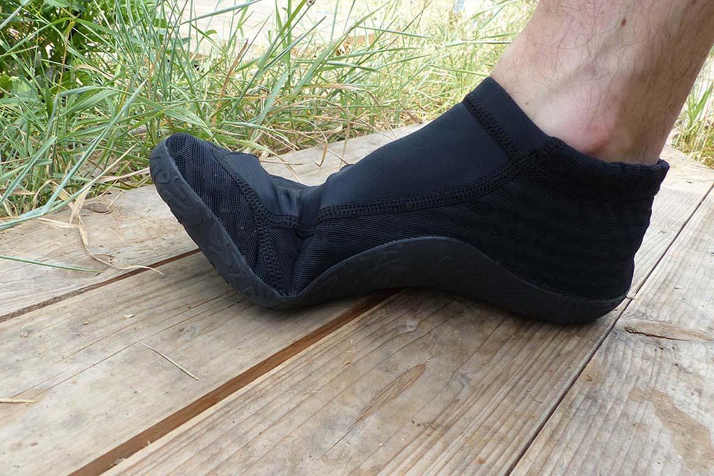Sockwa X8 : les chaussures plus flexibles que du papier 300 gr